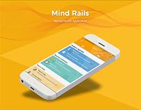 Mind Rails - A Mental Health & Exercises Application