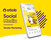 Otlob Social Media - Vendor Marketing