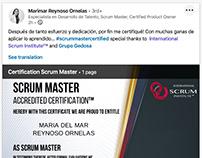 Scrum Institute - Certified Scrum Master