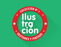 Ilustraciones Digitales / Colección N° 1