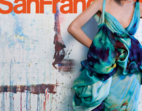 SanFrancisco magazine's fashion issue