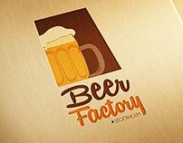 Beer Factory Branding