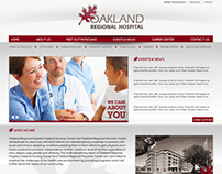Oakland Regional Hospital Website