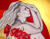ELENA ILYINA - Painting