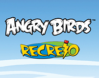 RECREIO ANGRY BIRDS