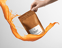 Coffee & Churros Branding