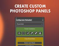 Configurator Reloaded – Photoshop Panel