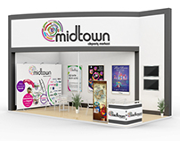 Midtown Exhibition Stand