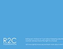 R2C Poster Campaign