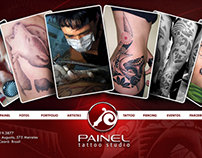 Painel Tattoo Website