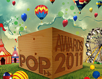 POP AWARDS 2011