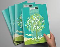 Letno poročilo ZEOS / Annual Report ZEOS