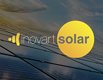 Logo Design - Inovart Solar