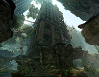 Crysis 3 MP - Financial District