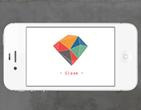 Gleam an AR application project