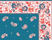Textile & Placement Graphc Work