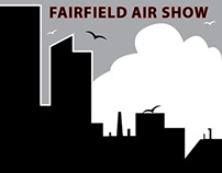 Fairfield Park Air Show Flyer 2013