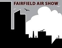 Fairfield Park Air Show Flyer 2013