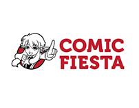 Comic Fiesta - Identity Design