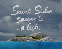 "My anmation film ""Saint Sidor"""