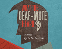 ebook covers for D.G. Gearino
