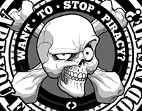 Skull Piracy