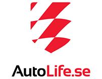 AutoLife.se logo redesign