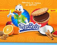 Marinela mini site
