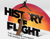 Jordan's History of Flight