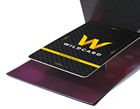 Wildcard pop-up card