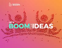 Let's Boom Website