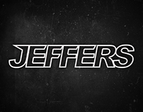 Logo and artwork DJ Jeffers