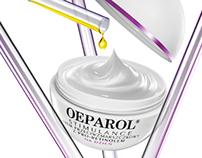 OEPAROL Stimulance face cream