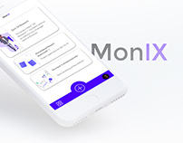 MonIX - Expense Filing and Tracking app