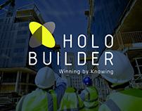 Holobuilder - Brand Identity and Marketing Materials