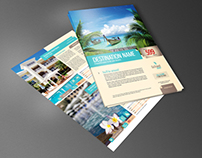 Travel / Holiday Flyer