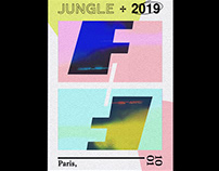 Paris, fête & Jungle n°2