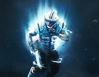 Carolina Panthers   2020 Creative