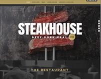 SteakHouse website