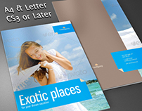 Travel Guide / Catalog / Brochure
