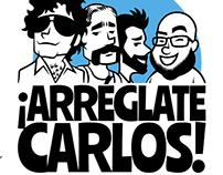 ¡Arréglate Carlos! …logo para arreglatecarlos.com