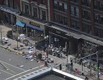 Boston Marathon Bombing: Where I was