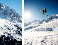 Sports/Action SALOMON SKI