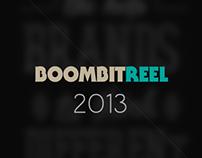Boombit Studio | 2013 Reel