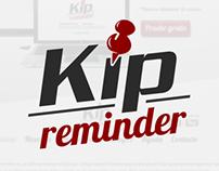 Kip reminder -App