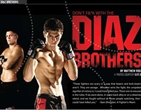 Diaz Brothers / FIGHT! (2008)