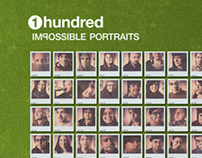 1hundred Impossible Portraits