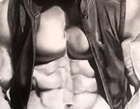 Fitness Model Ian Daviau