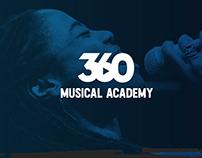 Branding//360 Musical Academy