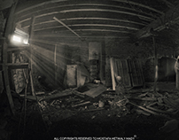 "New manipulation about "" abandoned-house """